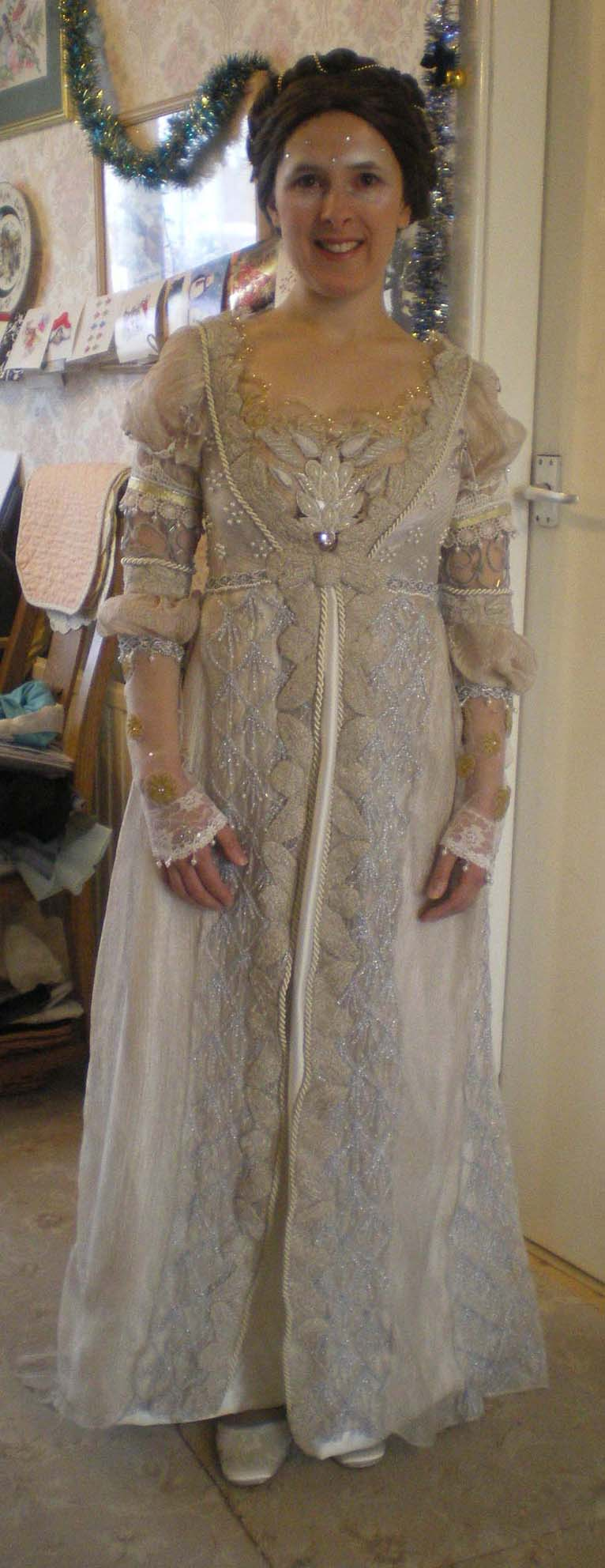 Ever After Costumes Drew Barrymore